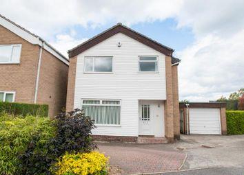 Thumbnail 3 bed detached house for sale in Farm Close, Coal Aston, Dronfield