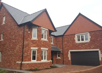 Thumbnail 5 bedroom detached house for sale in Druidstone Road, Old St. Mellons, Cardiff