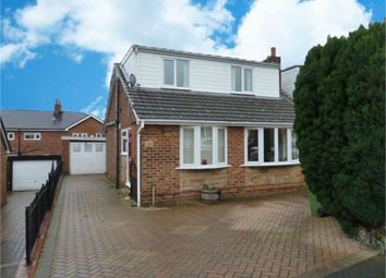 Thumbnail 4 bed semi-detached bungalow for sale in Cherry Tree Road, Walton, Wakefield, West Yorkshire
