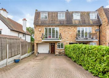 4 bed end terrace house for sale in Parkside, Buckhurst Hill IG9