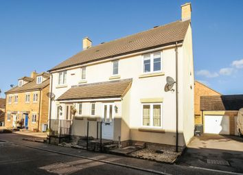 Thumbnail 3 bedroom semi-detached house for sale in Park View Road, Witney