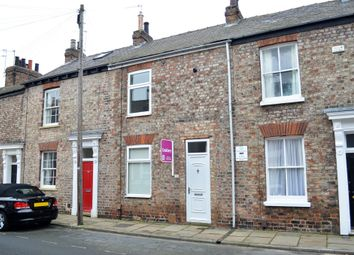 Thumbnail 2 bedroom terraced house to rent in Hampden Street, York