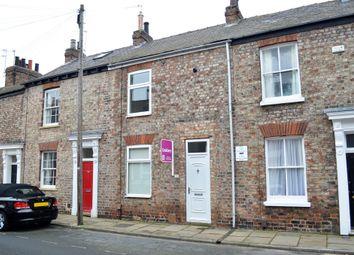 Thumbnail Terraced house to rent in Hampden Street, York