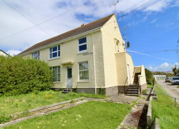 Thumbnail 2 bed flat for sale in Torleven View, Porthleven, Helston