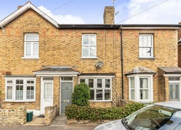 Thumbnail 2 bed terraced house for sale in Edward Road, Hampton Hill, Hampton