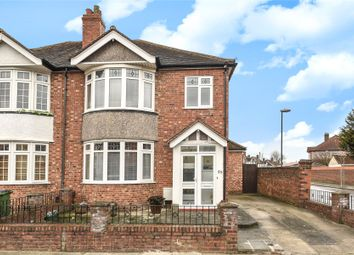 Thumbnail 3 bed end terrace house for sale in Montbelle Road, London