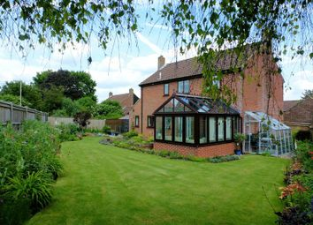 Thumbnail 4 bedroom detached house for sale in Saxon Way, Lychpit, Basingstoke