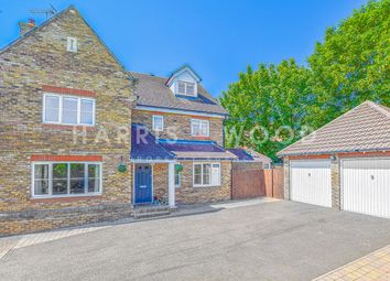 Thumbnail 5 bed detached house for sale in Roselawn Fields, Broomfield, Chelmsford