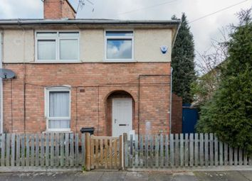 Thumbnail 1 bedroom maisonette for sale in Bisley Street, Leicester, Leicestershire