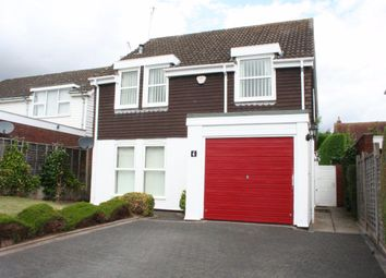 Thumbnail 4 bed property to rent in Ragley Crescent, Bromsgrove