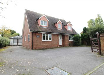 Thumbnail 4 bed detached house for sale in Fielding House, School Road, Langham, Colchester