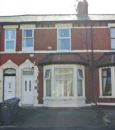Thumbnail 1 bedroom flat to rent in Clevedon Road, Blackpool