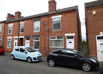 Thumbnail 3 bed end terrace house for sale in Lynncroft, Eastwood, Nottingham