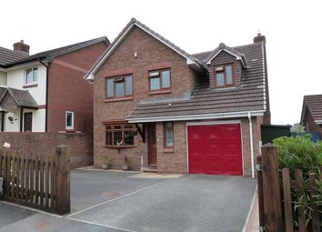 Thumbnail 4 bed detached house for sale in Armada Way, Bideford