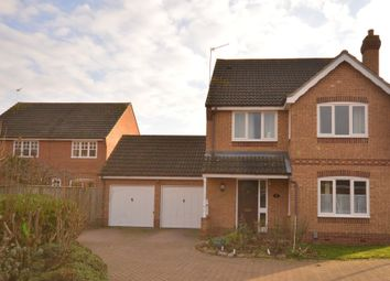 Thumbnail 5 bed detached house for sale in Holly Drive, Aylesbury, Buckinghamshire