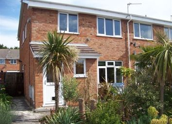 Thumbnail 1 bed flat to rent in Christian Close, Weston-Super-Mare