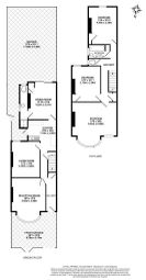 Thumbnail 3 bed property for sale in Somerton Road, London