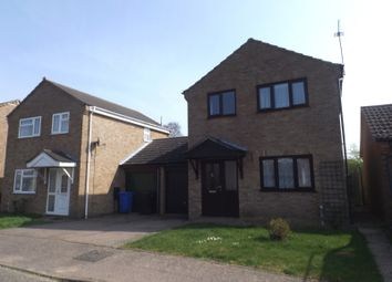Thumbnail 3 bedroom property for sale in Russet Close, Beccles