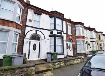 Thumbnail 3 bed terraced house for sale in Rappart Road, Wallasey, Merseyside