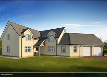 Thumbnail 5 bed detached house for sale in Plot 2 Marlefield Grove, Tibbermore, Perthshire