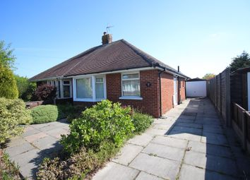 Thumbnail 2 bed semi-detached bungalow for sale in Browning Avenue, Thornton-Cleveleys