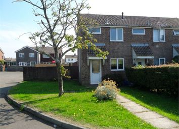 Thumbnail 2 bed end terrace house to rent in Hawthorn Close, Bulwark, Chepstow, Monmouthshire