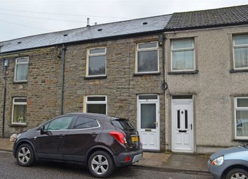 Thumbnail 3 bed terraced house for sale in Cardiff Road, Treforest, Pontypridd, Mid Glamorgan