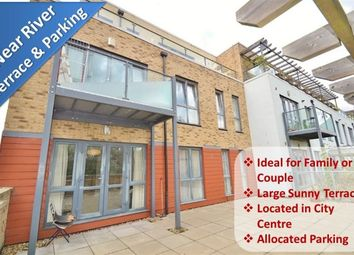 Thumbnail 2 bedroom flat to rent in Pepys Court, Chesterton, Cambridge