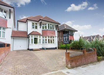 Thumbnail 5 bed flat to rent in Park Side, Dollis Hill, London