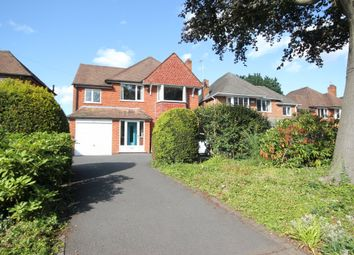 Thumbnail 4 bed detached house for sale in Widney Lane, Solihull