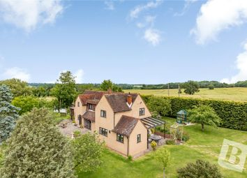 Thumbnail 4 bed detached house for sale in Blake Hall Road, Ongar