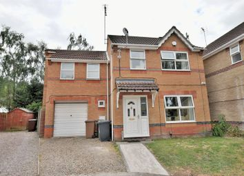 Thumbnail 5 bed detached house for sale in Lime Tree Close, Doddington Park, Lincoln