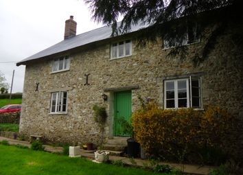 Thumbnail 2 bed farmhouse to rent in Offwell, Honiton, Devon