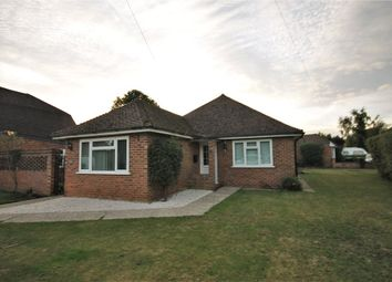 Thumbnail 3 bed detached bungalow for sale in Western Avenue, Egham, Surrey