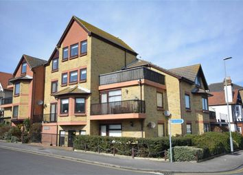 Thumbnail 3 bed flat for sale in West Cliff Road, Broadstairs, Kent