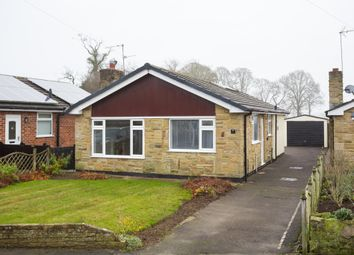 Thumbnail 3 bed detached bungalow for sale in Meadowfields Close, Easingwold, York