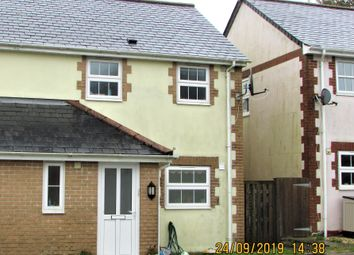 Thumbnail 2 bed semi-detached house to rent in Farmers Close, East Taphouse