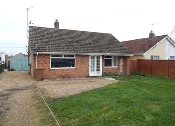 Thumbnail 2 bed detached bungalow for sale in 5 Beaupre Avenue, Outwell, Wisbech, Cambridgeshire
