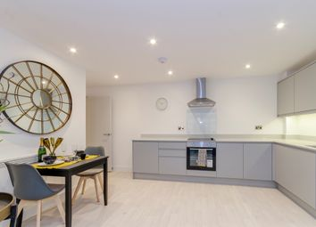 Thumbnail 2 bed flat for sale in Leigh Road, Havant