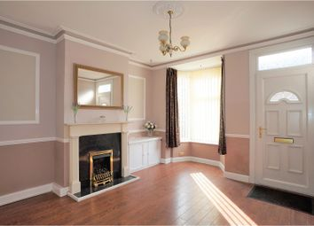 Thumbnail 3 bedroom terraced house for sale in Shobnall Street, Burton-On-Trent