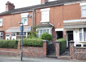 Thumbnail 3 bed town house for sale in King Street, Cross Heath, Newcastle-Under-Lyme