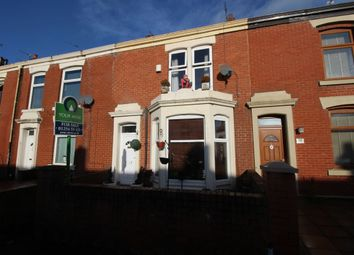 Thumbnail 2 bed terraced house for sale in Redlam, Blackburn