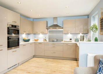 "Thumbnail 4 bedroom detached house for sale in ""Holden"" at Pyle Hill, Newbury"