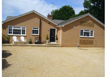 Thumbnail 3 bed detached bungalow for sale in Rushmead Close, King's Lynn, South Wootton