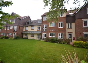 Thumbnail 1 bedroom property for sale in Russell Lodge, Branksomewood Road, Fleet