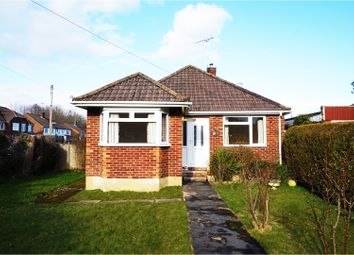 Thumbnail 3 bed detached bungalow for sale in Megan Road, Southampton