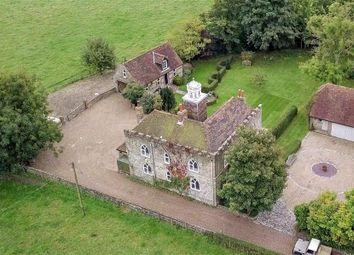 Thumbnail 5 bed detached house for sale in Beachborough, Newington, Folkestone, Kent