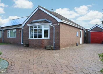 Thumbnail 3 bed detached bungalow for sale in Allen Gardens, Market Drayton, Shropshire
