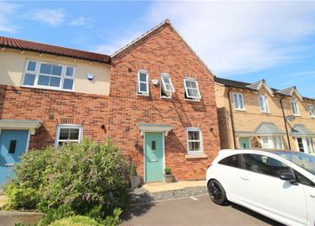 Thumbnail 3 bed end terrace house for sale in Royal Park Drive, Shelton Lock, Derby