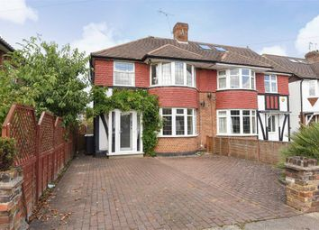 Thumbnail 3 bed property for sale in Tudor Drive, Kingston Upon Thames